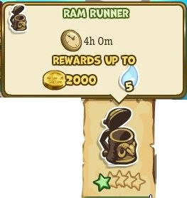 Adventure World, Ram Runner