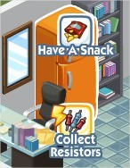 The Sims Social, Capacitor