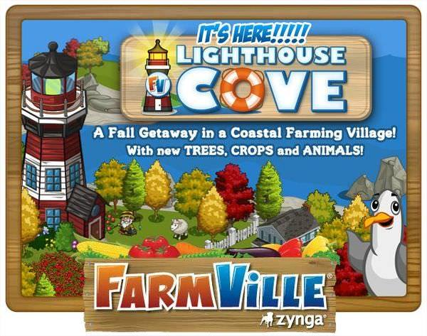 FarmVille, Lighthouse Cove