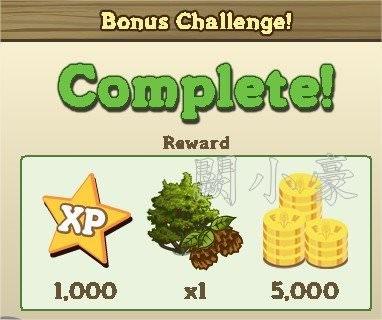 FarmVille, Bonus Challenge 2
