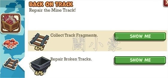 Adventure World, Back On Track