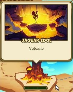 Adventure World, Volcano