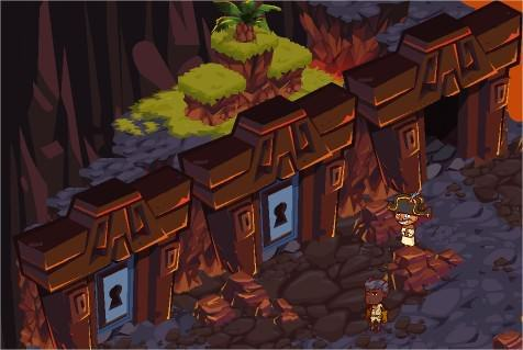 Adventure World, Crazy Carl's Flame Show!