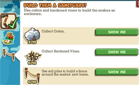 Adventure World, Build Them A Sanctuary!