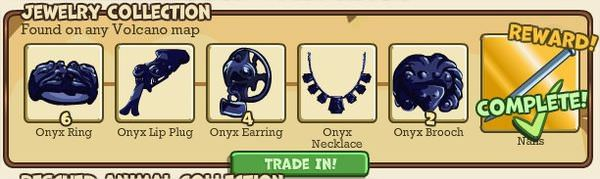Adventure World, Jewelry Collection