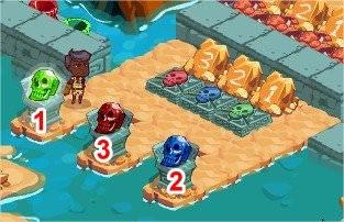 Adventure World, Find The Snake Idol Part 3