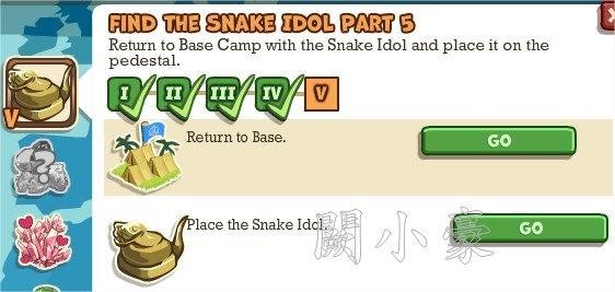 Adventure World, Find The Snake Idol Part 5