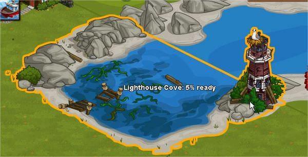 FarmVille, Lighthouse Cove