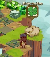 Adventure World, Feed Fluffy