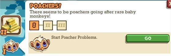 Adventure World, Poachers!