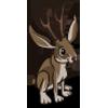 Jackalope 鹿角兔