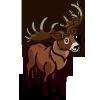 Irish Elk 愛爾蘭糜鹿