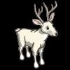 White Buck 白雄鹿