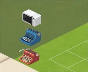 The Sims Social, bug, 疊疊樂