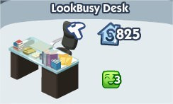 LookBusy Desk