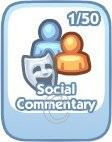The Sims Social, Social Commentary