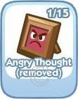 The Sims Social, Angry Thought