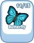 The Sims Social, Butterfly