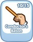 The Sims Social, Conductor