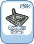 The Sims Social, Graphics Tablet