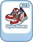 The Sims Social, Gym Shoes