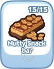 Nutty Snack Bar