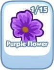 The Sims Social, Purple Flower