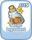 The Sims Social, Secret Ingredient