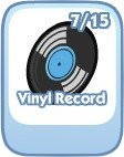 The Sims Social, Vinyl Record