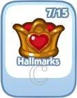 The Sims Social, Hallmarks
