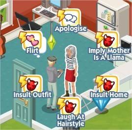 The Sims Social