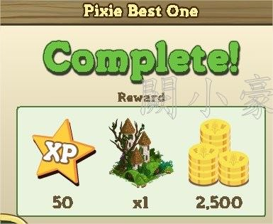Pixie Best One