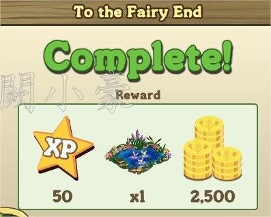 To the Fairy End