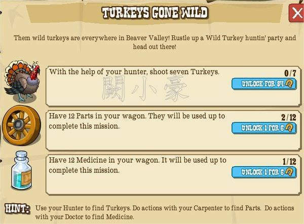 Turkeys Gone Wild