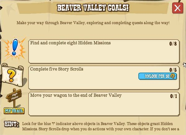 Beaver Valley Goals!