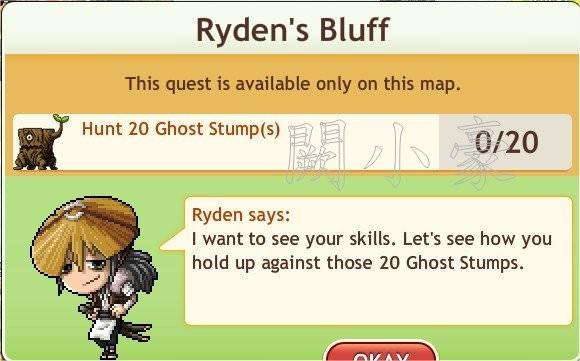 Ryden's Bluff