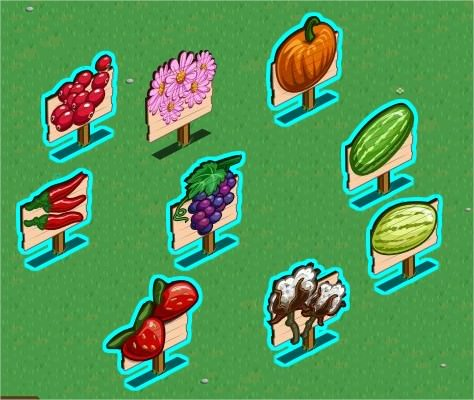 FarmVille Super Crops