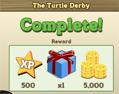The Turtle Derby