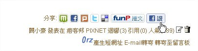 Pixnet like