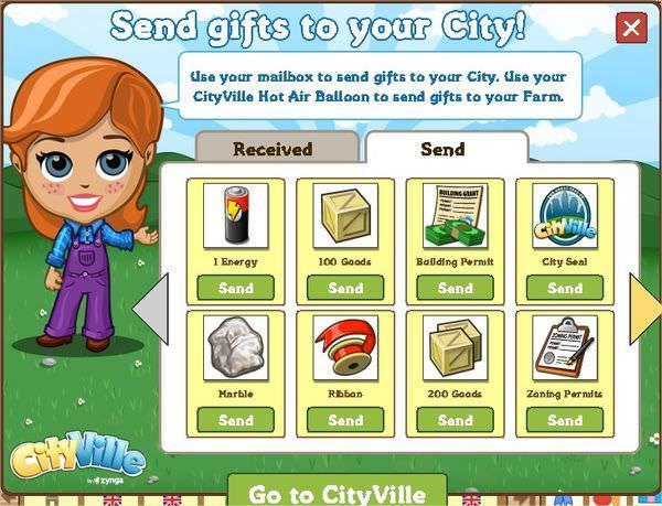 FarmVille Mailbox