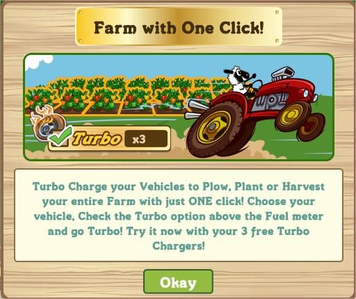 FarmVille, Turbo