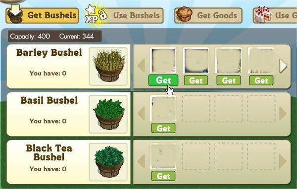 Get Bushels