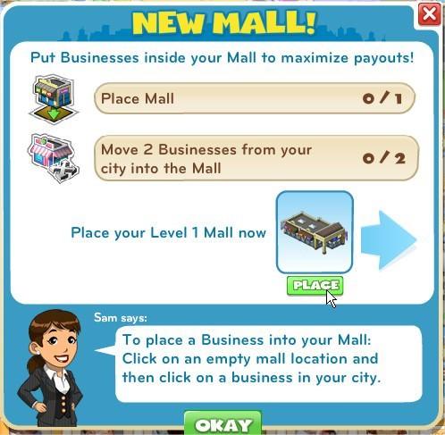New Mall!