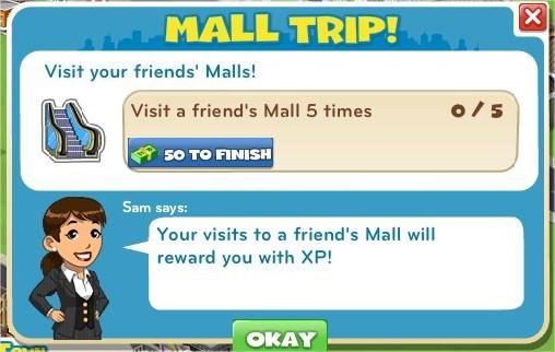 Mall Trip!