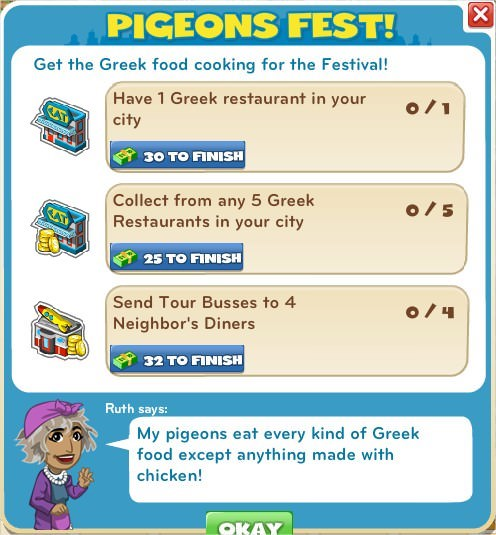 Pigeons Fest