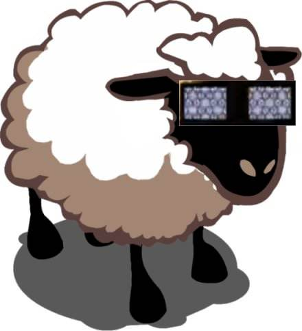 Gaga Sheep