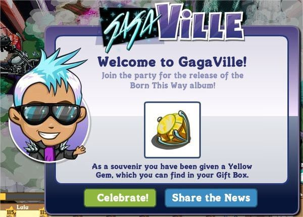 GagaVille