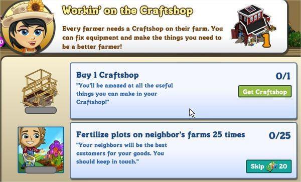 FarmVille, english
