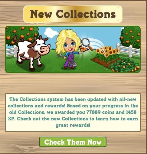 farmville, collection