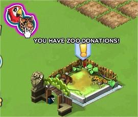 CityVille, Zoo animal